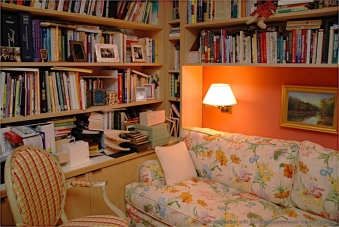 Mill Valley Library/Office/Guest Room