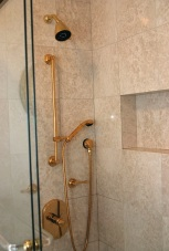 Mill Valley Master Bath Shower